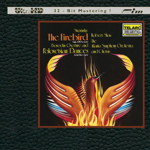 The Firebird / Music from Prince Igor - Overture and Polovetsian Dances